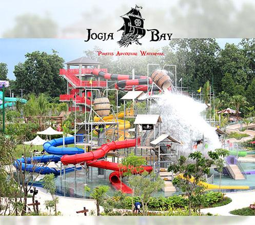 Spesial Jogja Bay Waterpark Rp 53 000 Ogahrugi Pirates Adventure