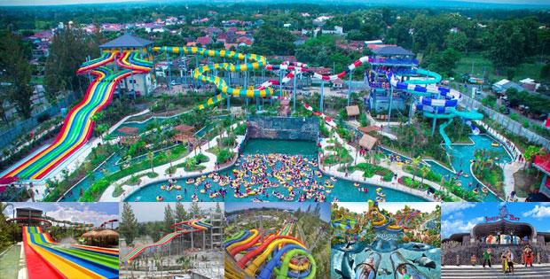 Tiket Masuk Jogja Bay Pirates Adventure Waterpark Harga Kab Sleman