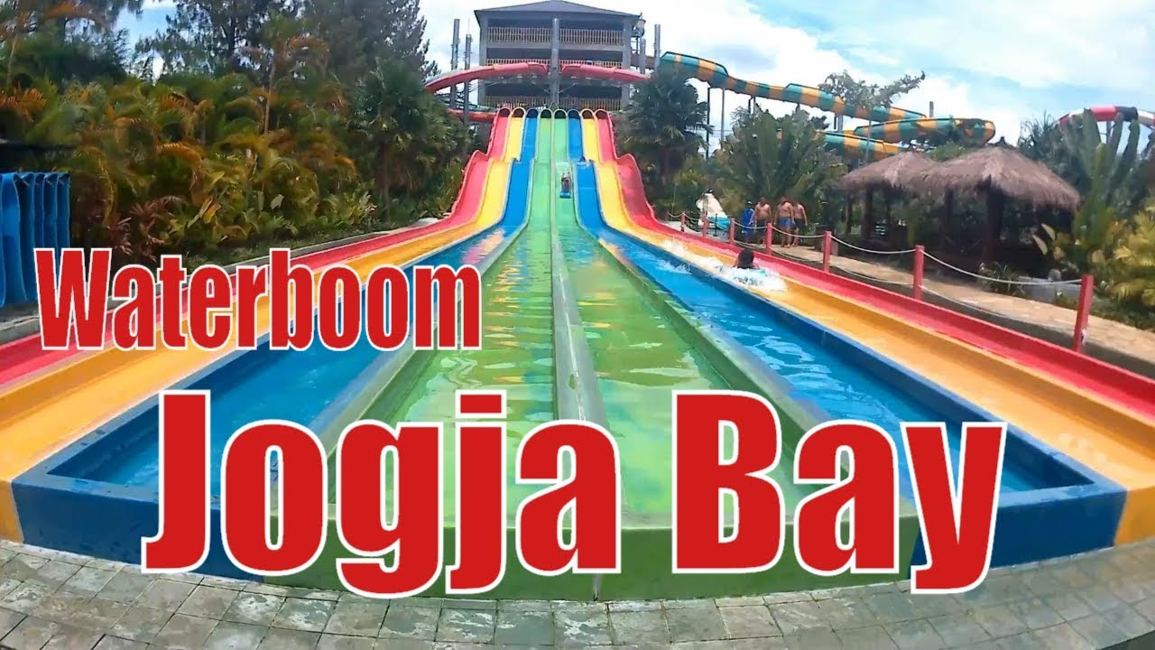 Waterboom Jogja Bay Pirates Adventure Waterpark Wahana Air Kolam Renang
