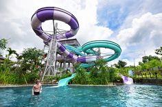 Yuk Intip Jogja Bay Pirates Water Park Beralamat Maguwoharjo Yogyakarta