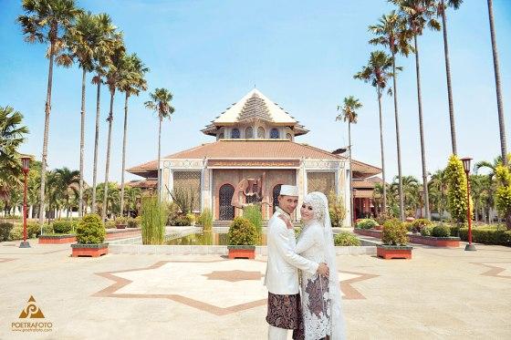 7 Foto Pernikahan Dg Baju Gaun Kebaya Pengantin Muslim Muslimah