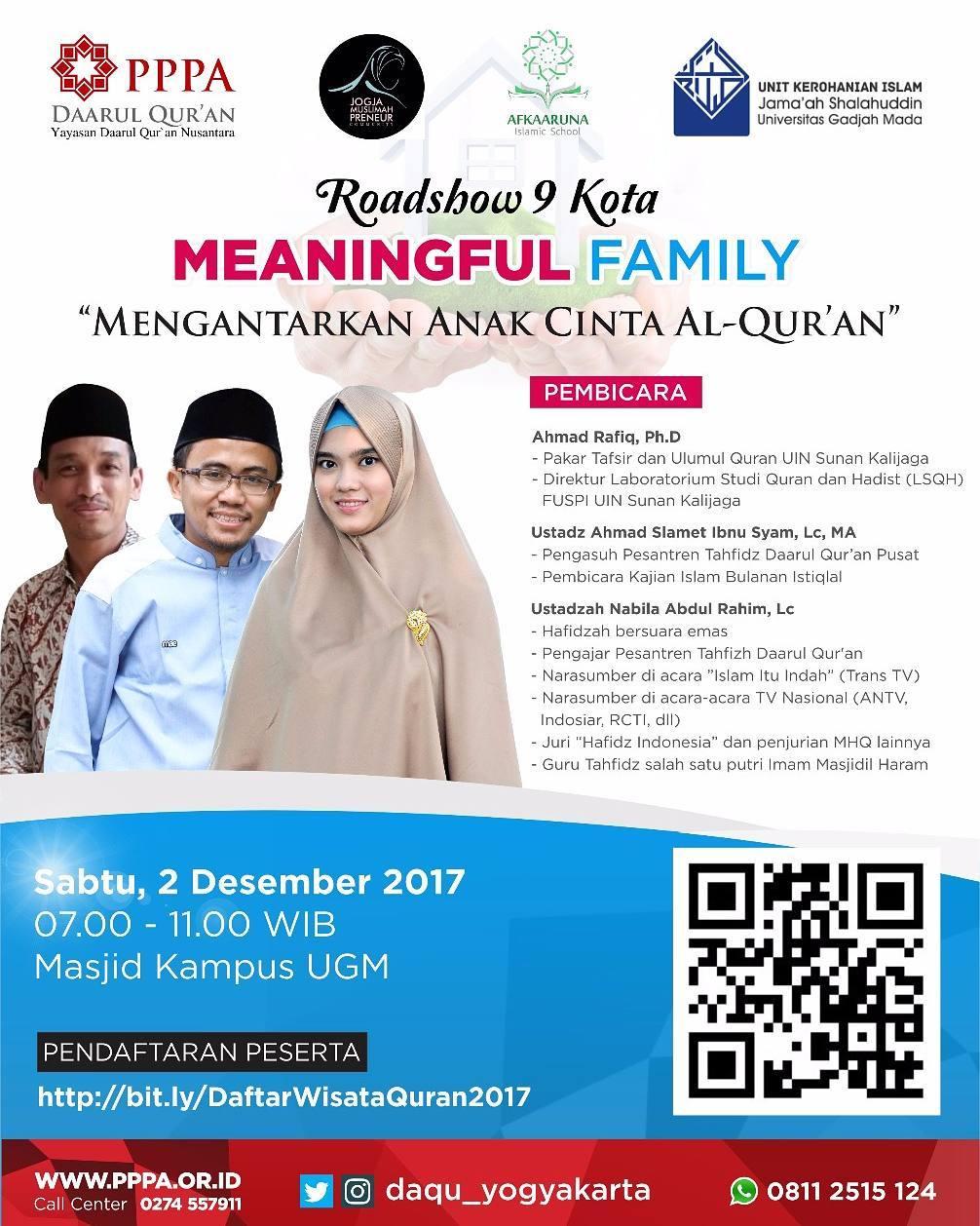 Event Ugm Tabligh Akbar Cinta Qur Maskam Kab Sleman