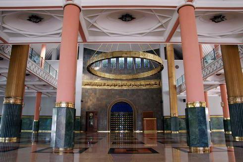 Kampus Ugm Masjid Maskam Kab Sleman
