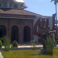 Kb Tk Masjid Kampus Ugm Sleman Yogyakarta Foto Diambil Oleh