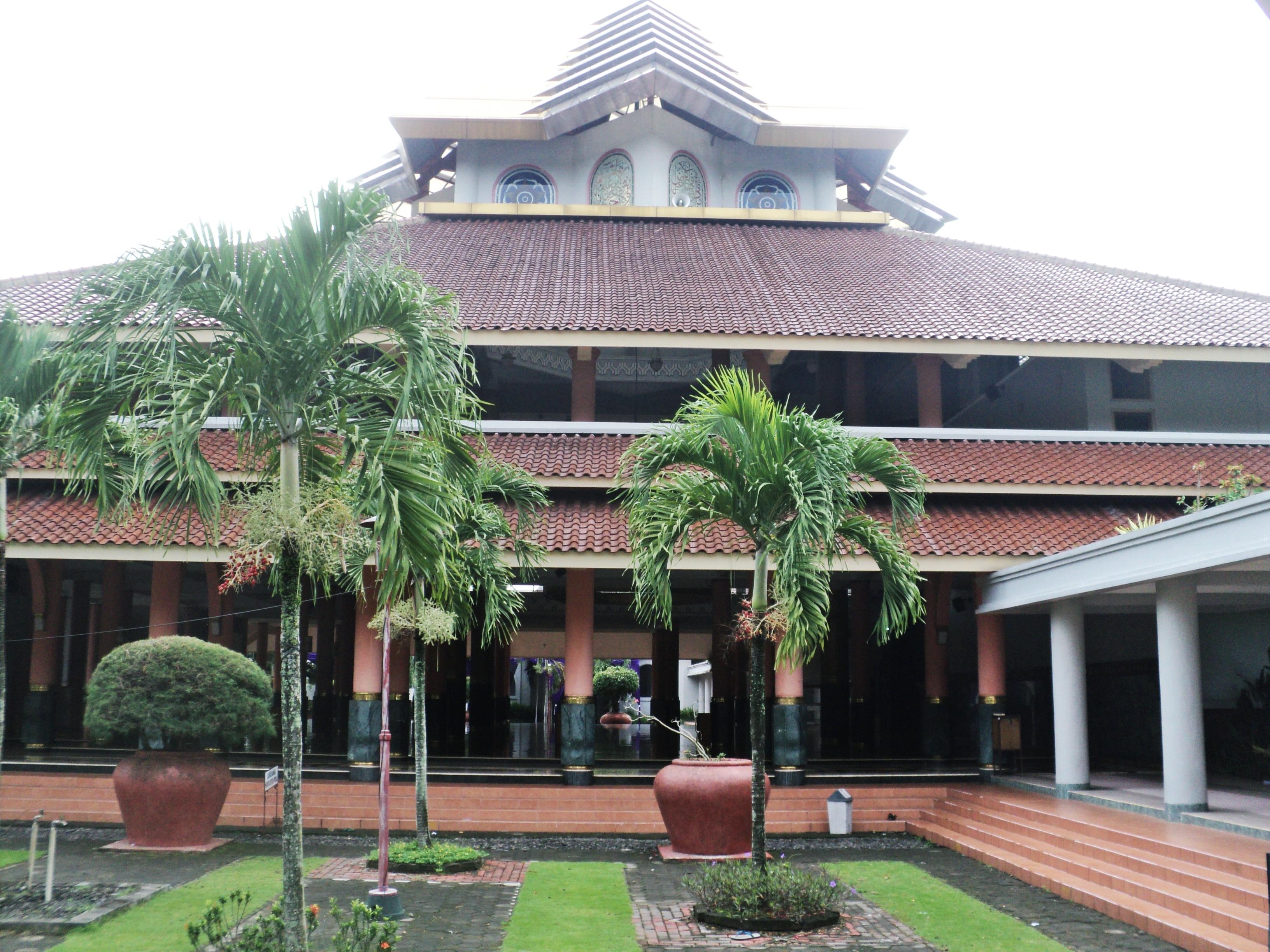 Masjid Kampus Ugm Goresan Perjalanan Hidup Dsc09734 Maskam Kab Sleman