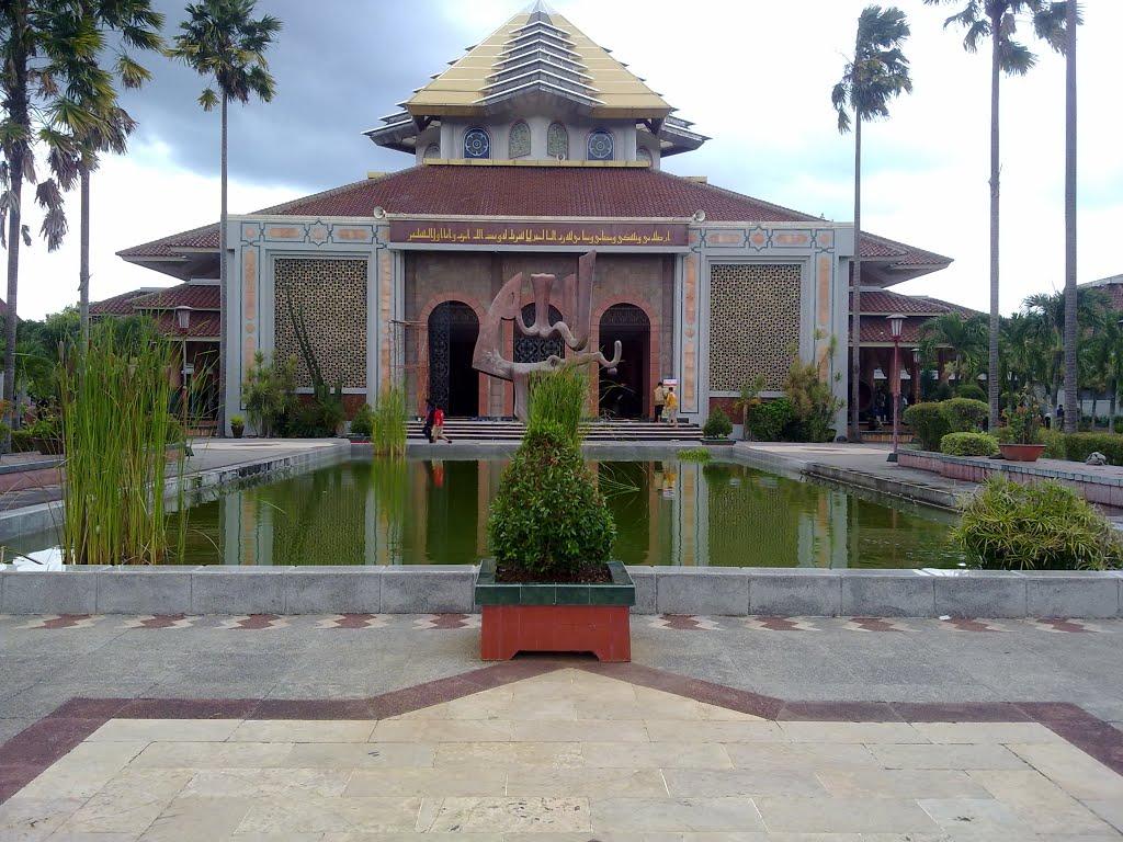 Masjid Kampus Ugm Mapio Net Maskam Kab Sleman
