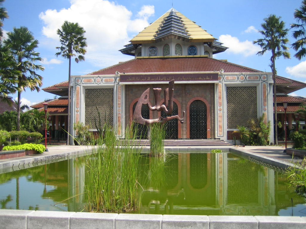 Masjid Kampus Ugm Tempat Akad Romantis Jogja Wisata Nijikuhibiniu Blogspot