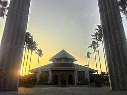 Masjid Kampus Ugm Wikipedia Bahasa Indonesia Ensiklopedia Bebas Sebuah Foto
