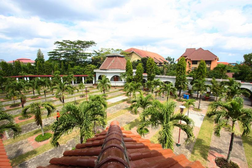Mengagumi Arsitektur Masjid Kampus Ugm Wisata Yogyakarta Aansmile Wordpress Maskam