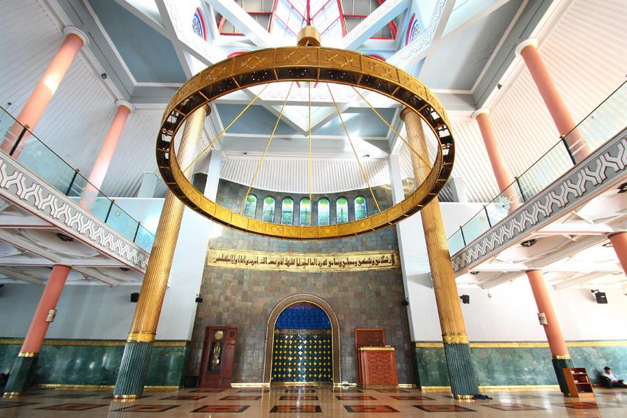 Mengulik Beragam Keistimewaan Masjid Kampus Ugm Wisata Yogyakarta Maskam Kab