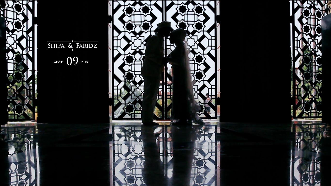 Romantisnya Pernikahan Masjid Kampus Ugm Shifa Farid Akad Resepsi Maskam