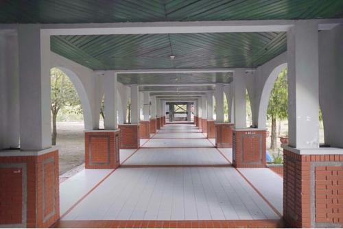 Sholahudin Ugm Pesona Masjid Kampus Terbesar Asean Ramah Lingkungan Maskam