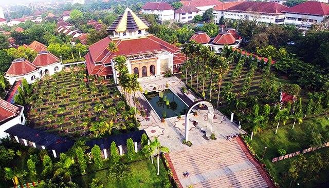 Sistem Informasi Masjid Indonesia Profil Mushalla Kampus Ugm Pertama Dibangun