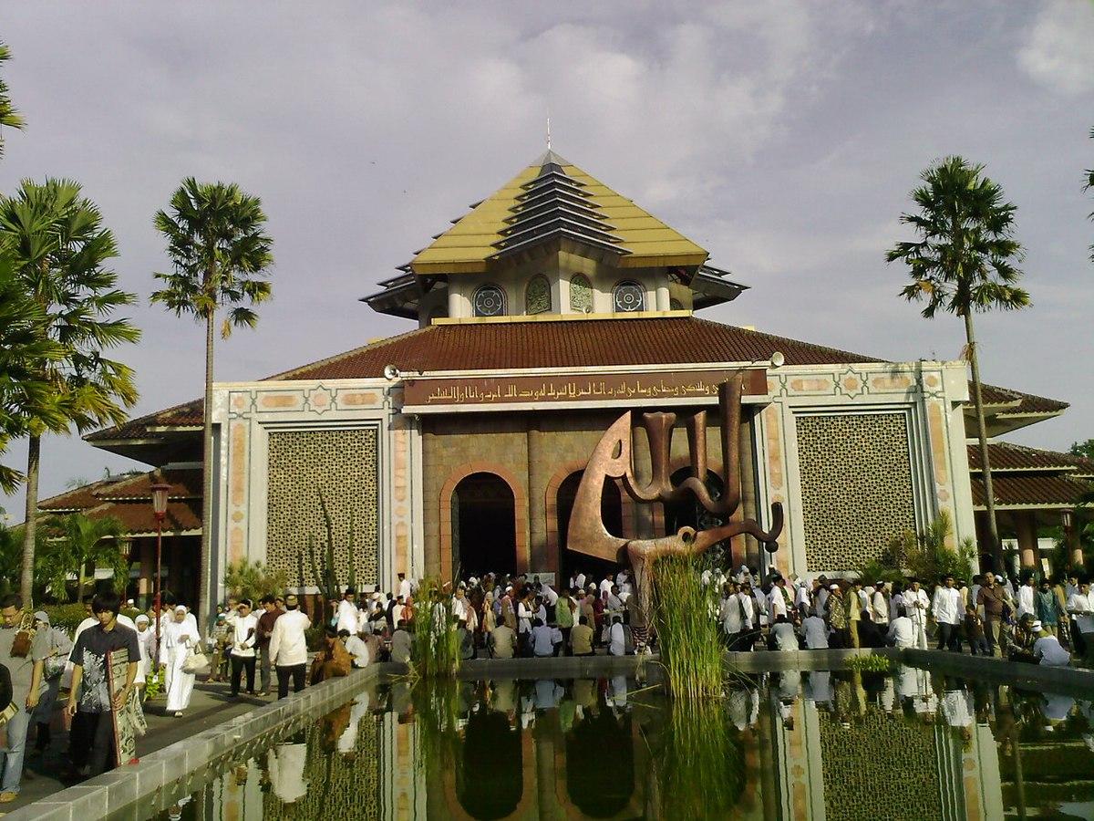 Ugm Campus Mosque Wikipedia Maskam Kab Sleman