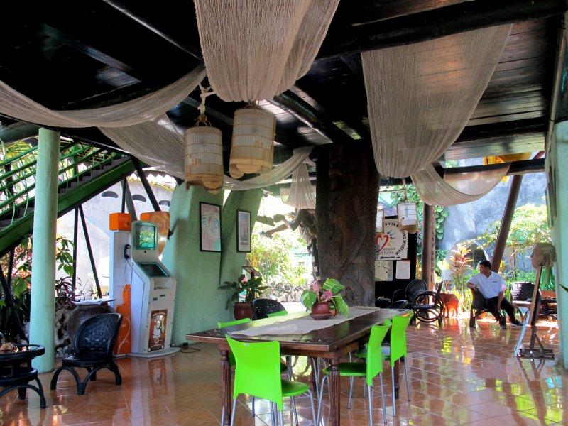 Cafe Loteng Museum Affandi 1 Kab Sleman