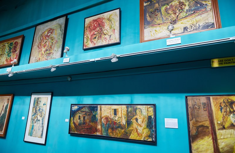 Guide Yogyakarta Art Spaces Sailingstone Travel Unfamiliar Affandi Suggest Artist