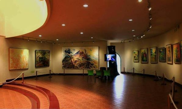 Letak Lokasi Harga Tiket Masuk Museum Affandi Gallery 3 Kab