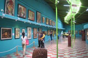 Mengintip Karya Maestro Museum Affandi Sleman Yogyakarta Jogja Kab