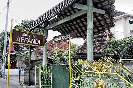 Mengintip Karya Maestro Museum Affandi Sleman Yogyakarta Petatempatwisata Kab