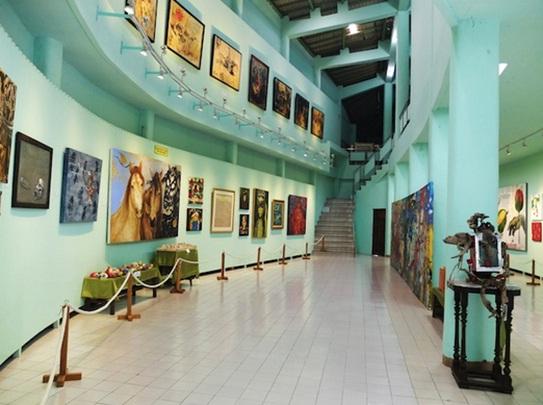 Mengunjungi Museum Maestro Affandi Jogja Zona Libur Kab Sleman
