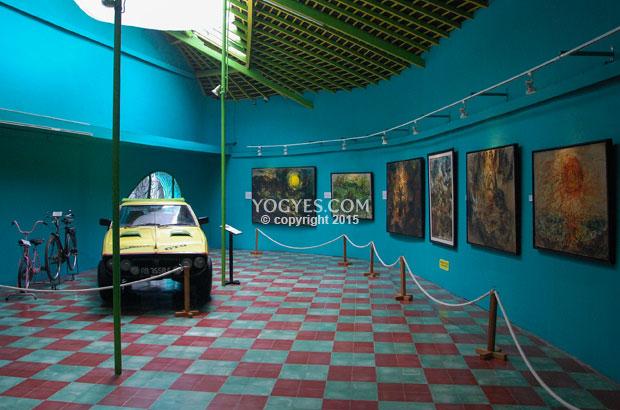 Museum Affandi 10 Menarik Layak Dikunjungi Jogja Kab Sleman
