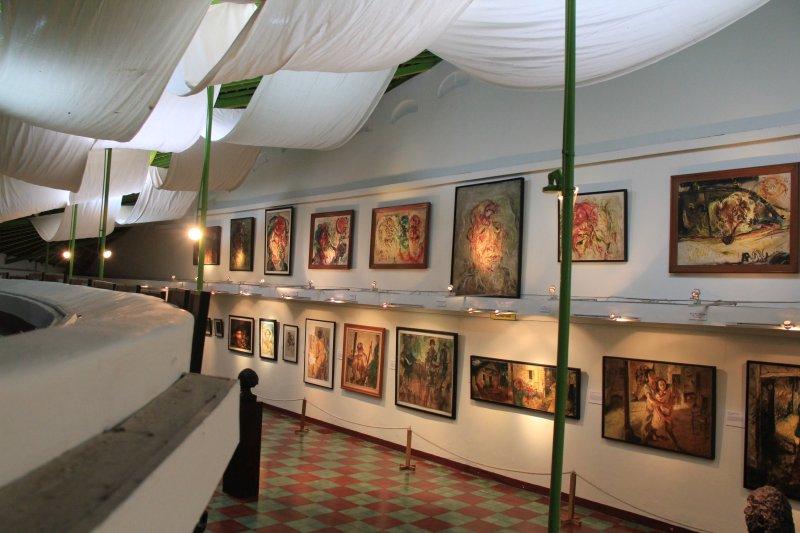 Museum Affandi Building Kab Sleman