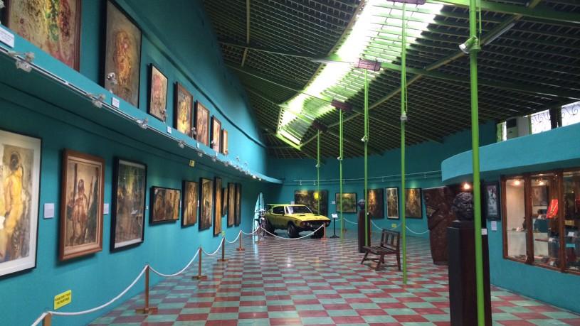 Museum Affandi Galeri Hasil Karya Rental Mobil Jogja 2018 Kab