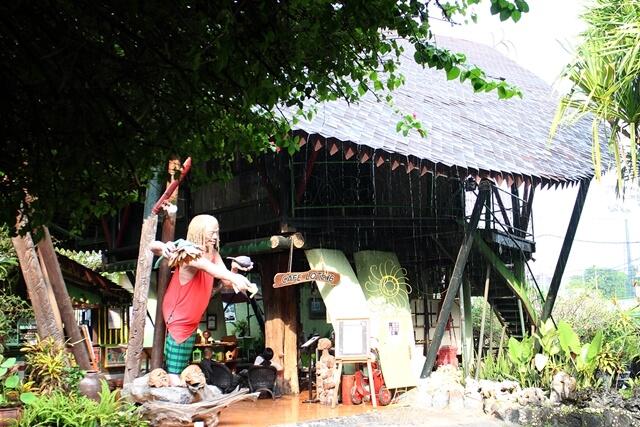 Museum Affandi Jejak Maestro Lukis Indonesia Kab Sleman
