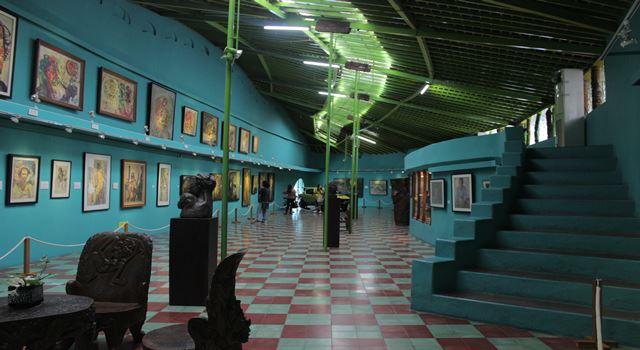 Museum Affandi Jogja Scrummy Sosok Nama Lengkap Koesoema Terkenal Kancah