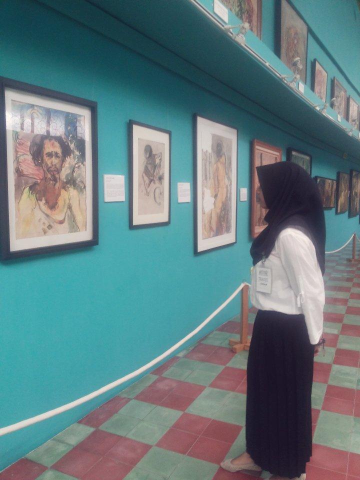 Museum Affandi Jogjakarta Rumah Lukisan Bernilai Milyaran Rupiah Img 1506245821