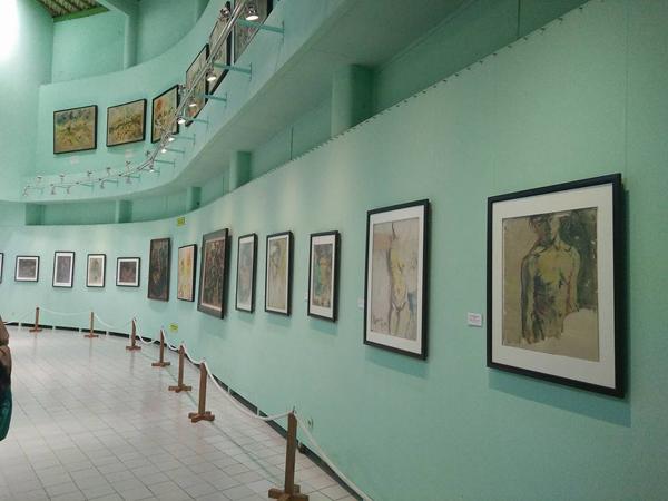 Museum Affandi Maestro Lukis Indonesia Lihat Id Sleman Kab
