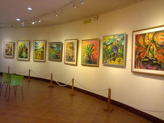 Museum Affandi Mengenang Mahakarya Maestro Lukis Jogja Bon Kab Sleman
