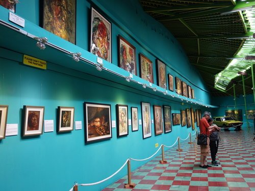 Museum Affandi Reviews Yogyakarta Indonesia Skyscanner Photos 1 Kab Sleman