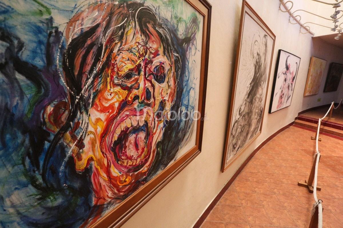 Museum Affandi Sanctuary Pribadi Maestro Lukis Galeri Iii Yogyakarta Kab