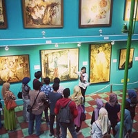Museum Affandi Sleman Yogyakarta Photo Pieta 6 23 2016 Kab