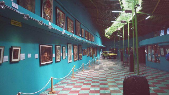 Museum Affandi Tempat Berburu Inspirasi Lukisan Maestro Jogja Kab Sleman