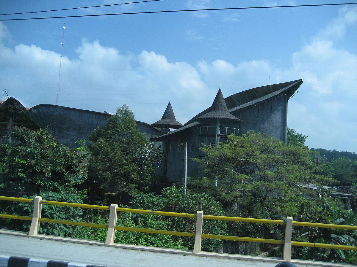 Museum Affandi Wikipedia Bahasa Indonesia Ensiklopedia Bebas Kab Sleman