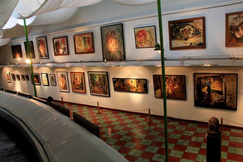 Museum Affandi Yogyakarta Kab Sleman
