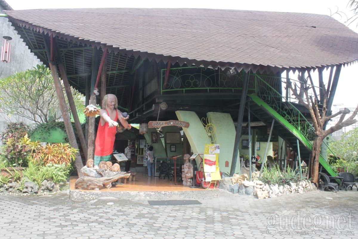 Museum Lukis Affandi Yogyakarta Yogya Gudegnet Kafe Loteng Kab Sleman