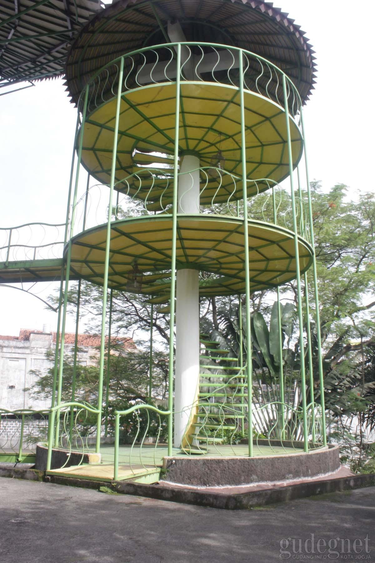 Museum Lukis Affandi Yogyakarta Yogya Gudegnet Menara Komplek Kab Sleman