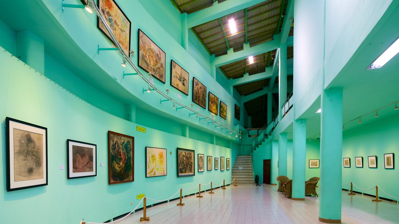 Museum Pictures View Images Affandi Kab Sleman