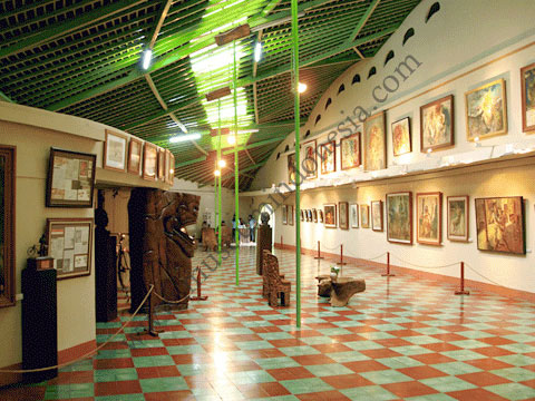 Museumindonesia Museum Affandi Kab Sleman
