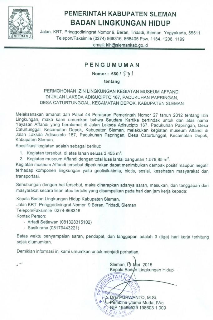 Pemerintah Kabupaten Sleman Blog Archive Permohonan Izin Silahkan Tulis Tanggapan