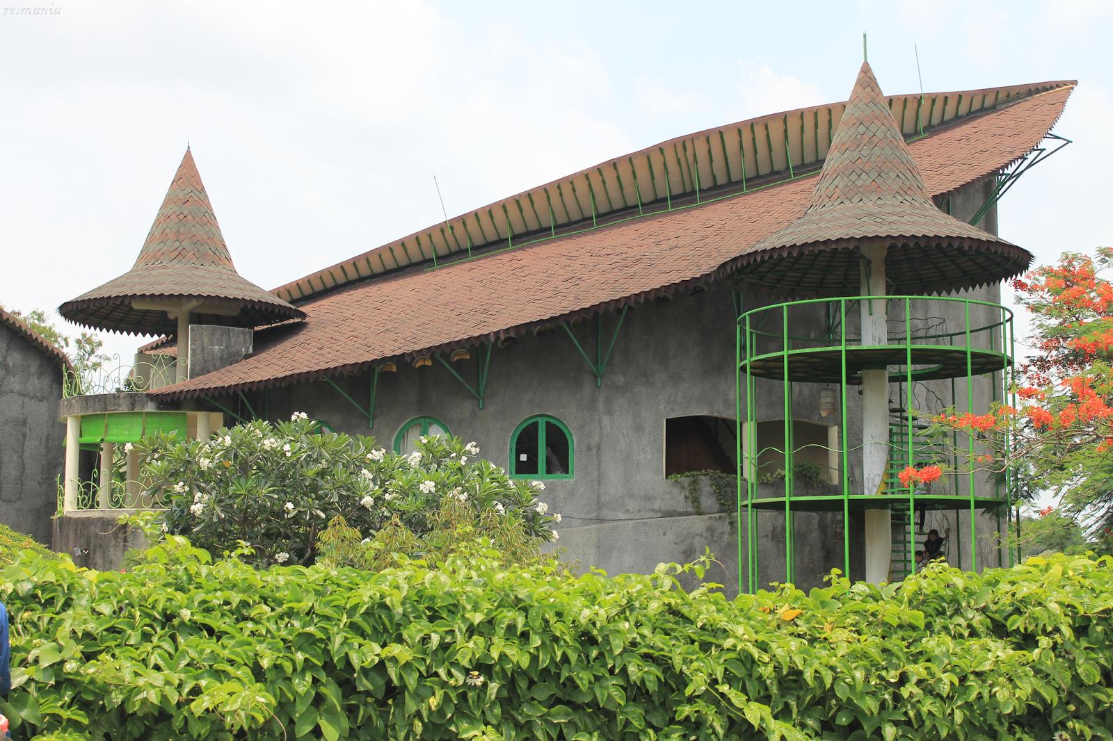 Resmania Gallery Affandi Museum Terletak Jl Laksda Adisucipto 167 Caturtunggal