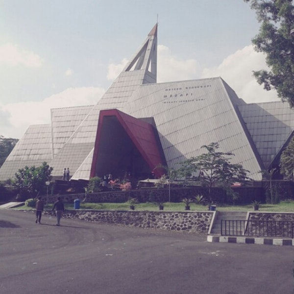 Photos Museum Gunung Api Merapi Jl Kaliurang Km 22 Photo