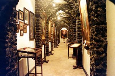 Museum Jawa Ullen Sentalu Indonesia Nakarasido Hita Village Neighborhood Kambangan