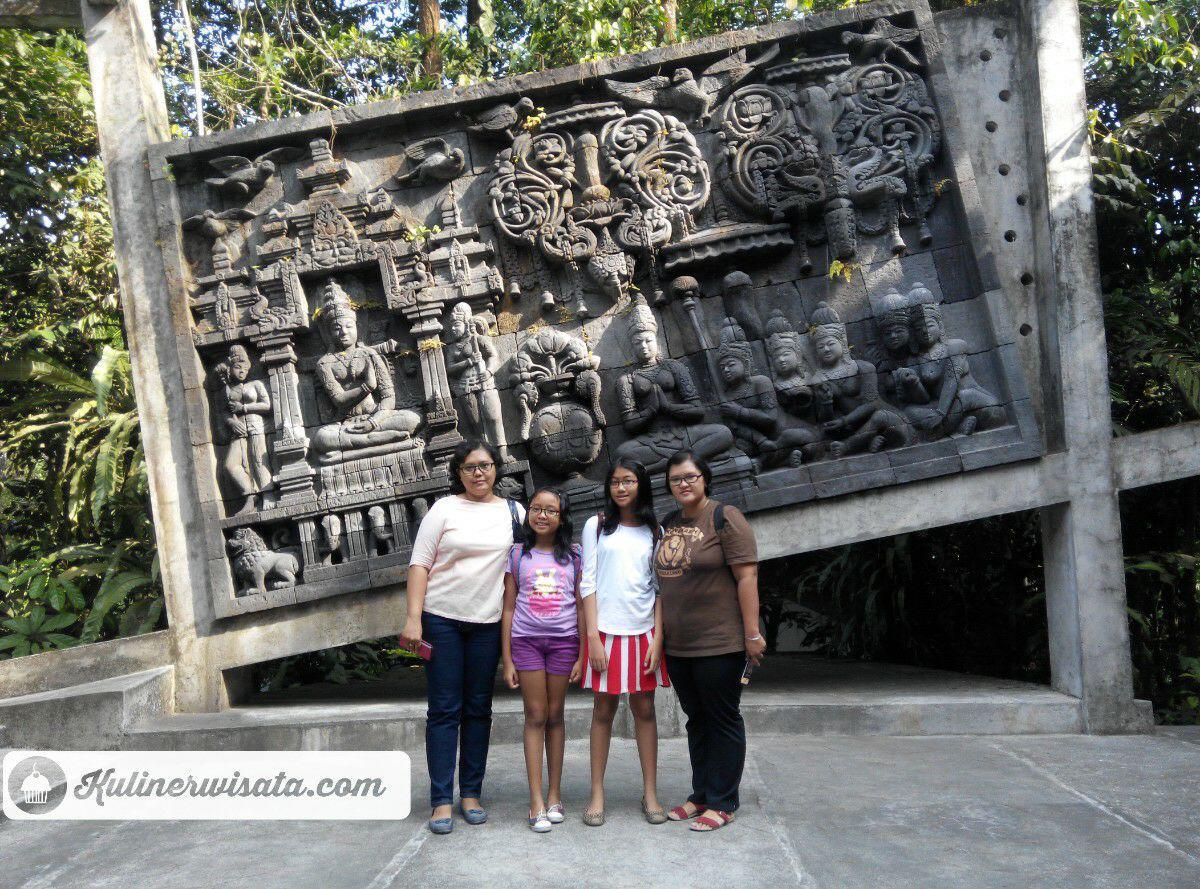Museum Ullen Sentalu Kaliurang Yogyakarta Kuliner Wisata Senang Mendatangi Barang