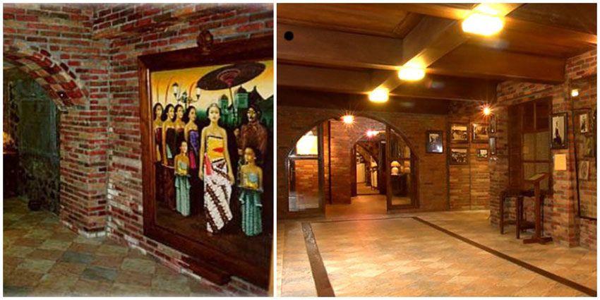 Museum Ullen Sentalu Lokasi Jl Boyong Km 25 Kaliurang Barat