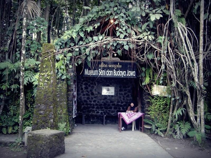 Museum Ullen Sentalu Panduan Wisata Jogja Kab Sleman