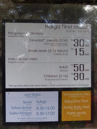 Museum Ullen Sentalu Picture Yogyakarta Kab Sleman